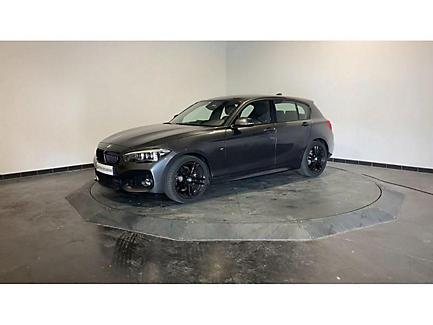 BMW 118d 150ch cinq portes Finition M Sport Ultimate avec pack M Sport Shadow