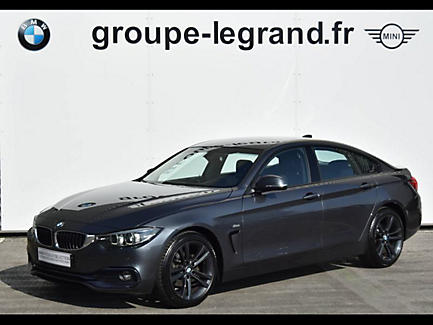 BMW 418d 150 ch BVA Gran Coupe Finition Sport
