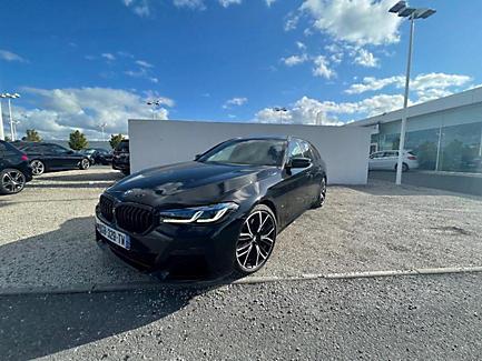 BMW 530d 286 ch Touring
