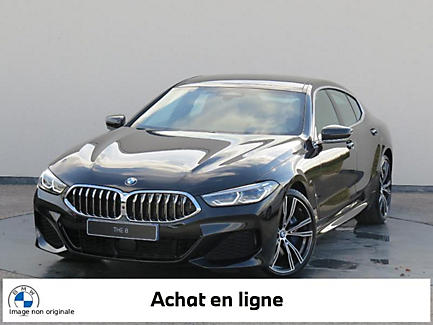BMW 840d xDrive 320 ch Gran Coupe Finition M Sport