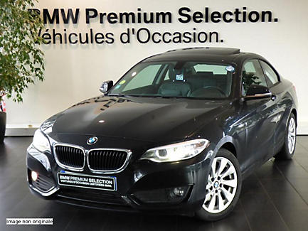 BMW 220d xDrive 190ch Coupe Finition Lounge