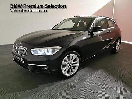 BMW 120d 190 ch trois portes Finition UrbanChic