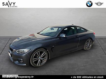 BMW 418d 150 ch Coupe Finition M Sport