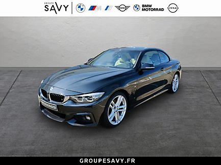 BMW 430i 252 ch Cabriolet Finition M Sport