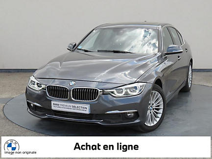 BMW 318d 150 ch Berline Finition Luxury Ultimate