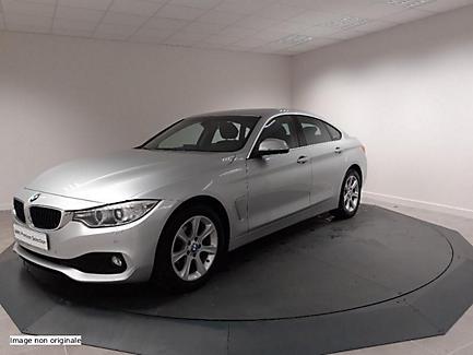 BMW 420d xDrive 190 ch Gran Coupe Finition Business Design (Entreprises)