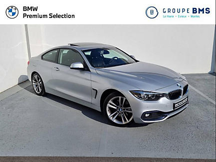 BMW 430d 258 ch Coupe Edition Sport