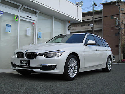 320d BluePerformance Touring Luxury