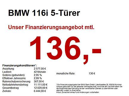 116i 5-Türer