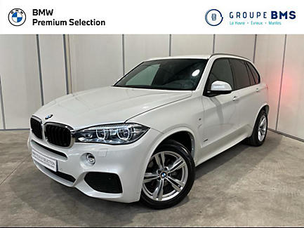 BMW X5 sDrive25d 218 ch Finition M Sport