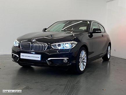 BMW 118i 136 ch trois portes Finition Urban Chic