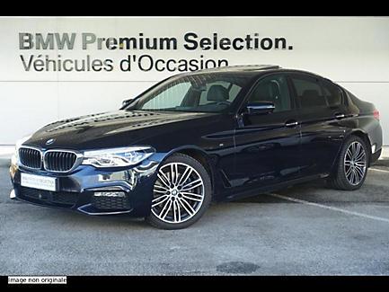 BMW 530d xDrive 265ch Berline Finition M Sport (tarif fevrier 2018)