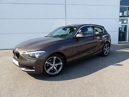 BMW 120d xDrive 184 ch trois portes Finition Executive (Entreprises)