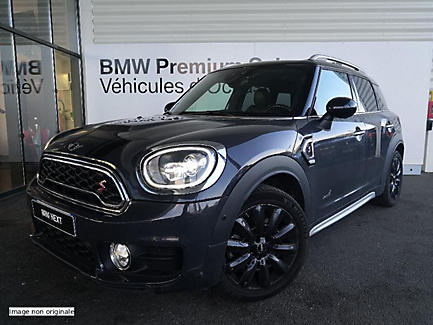 MINI Cooper SD ALL4 Countryman 190 ch