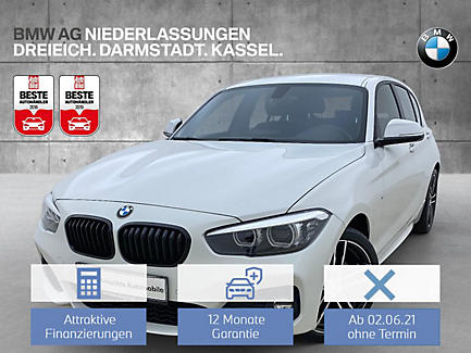 120i 5-Türer Edition M Sport