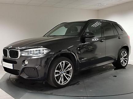 BMW X5 xDrive30d 258 ch Finition M Sport