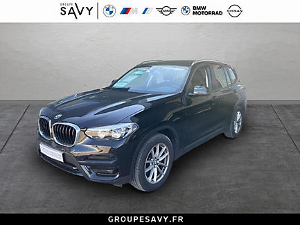BMW X3 xDrive20d 190 ch Finition Business Design (Entreprises)