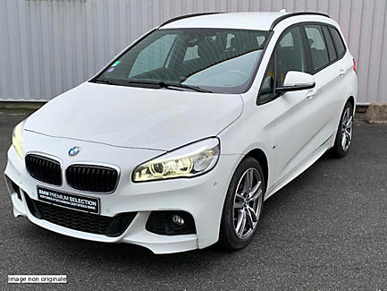 BMW 218i 136 ch Gran Tourer Finition M Sport