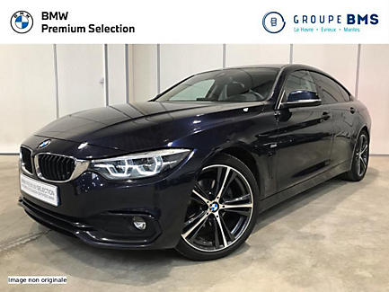 BMW 420d 190 ch Gran Coupe Finition Sport