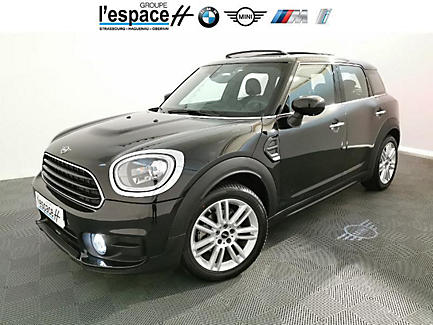 MINI Cooper D ALL4 Countryman 150 ch