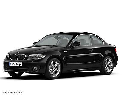 BMW 118d 143 ch Coupe