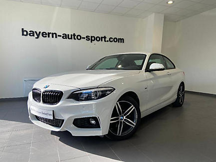 BMW 220d 190 ch Coupe Finition Sport
