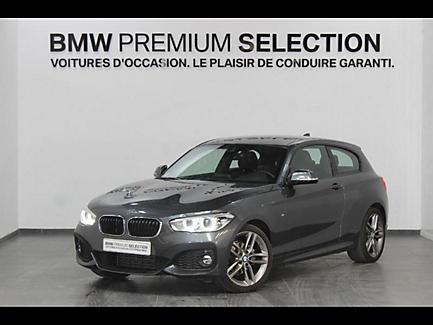 BMW 116i 109 ch trois portes Finition M Sport Ultimate