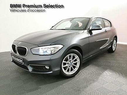 BMW 114d 95 ch trois portes Finition Lounge