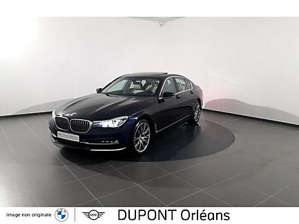 BMW 740d xDrive 320ch Berline Finition Exclusive