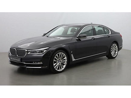 BMW 740e iPerformance 326 ch Berline Finition Exclusive