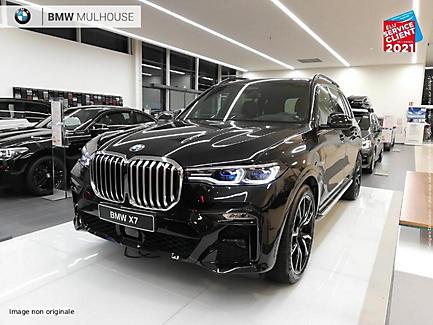 BMW X7 xDrive30d 265 ch Finition M Sport