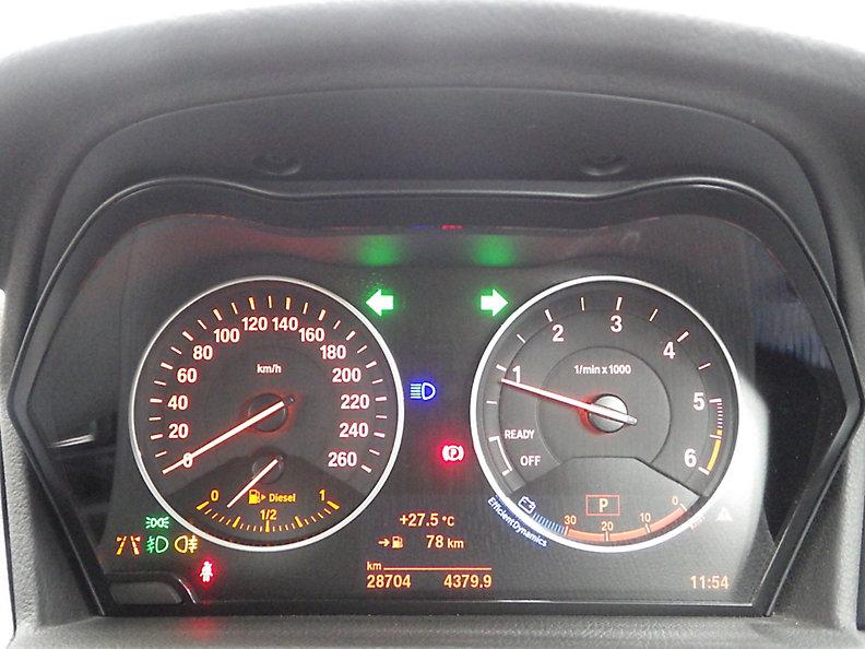 218D ACTIVE TOURER RHD