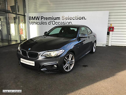 BMW 218d 143ch Coupe Finition M Sport