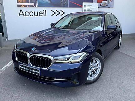 BMW 545e xDrive 394 ch Berline