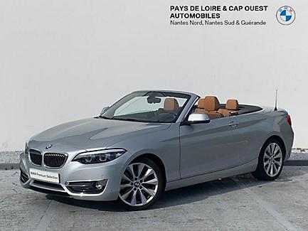 BMW 230i 252 ch Cabriolet Finition Luxury