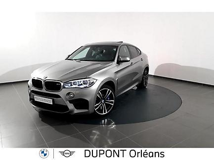 BMW X6 M 575 ch