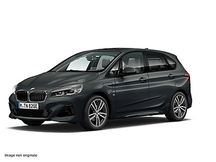 BMW 225xe 224ch Active Tourer Finition M Sport (tarif fevrier 2018)