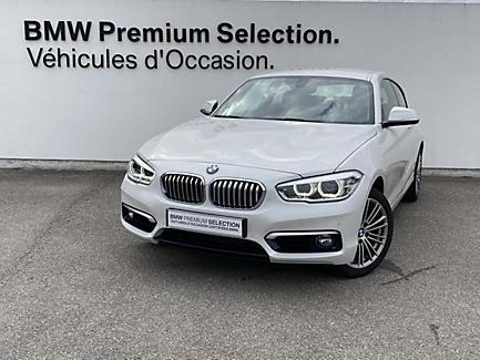 BMW 118d 150 ch trois portes Finition Urban Chic