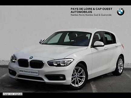 BMW 116d 116ch cinq portes Finition Business (Entreprises)