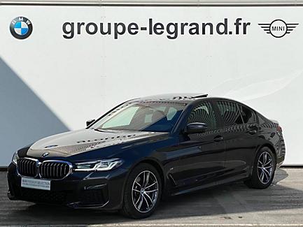 BMW 520d xDrive 190 ch Berline Finition M Sport