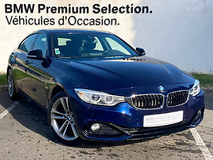 BMW 418d 150 ch Gran Coupe Edition Sport