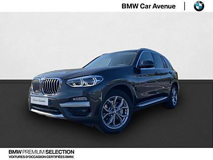 BMW X3 xDrive30d 265 ch Finition xLine