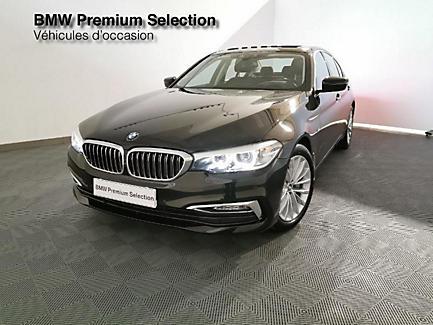 BMW 530d xDrive 265ch Berline Finition Luxury (tarif fevrier 2018)