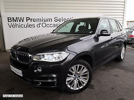 BMW X5 xDrive30d 258 ch Finition Exclusive
