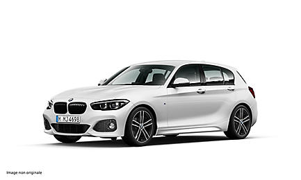 BMW 120i 184 ch cinq portes Finition M Sport Ultimate avec pack M Sport Shadow