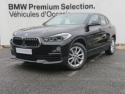 BMW X2 sDrive18d 150 ch Finition Business Design (Entreprises)