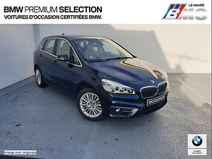 BMW 220i 192ch Active Tourer Finition Luxury