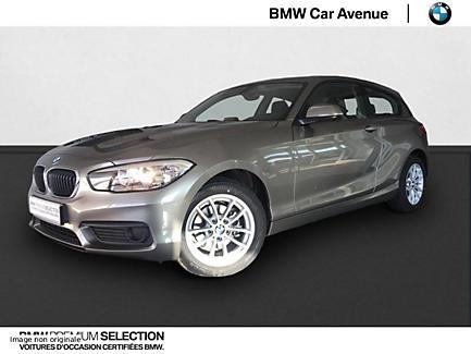 BMW 116i 109 ch trois portes