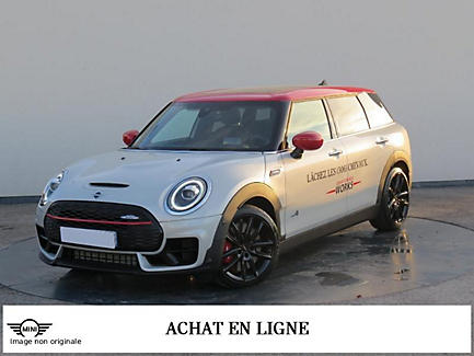 MINI John Cooper Works ALL4 Clubman
