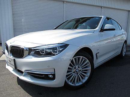 320d xDrive Gran Turismo Luxury